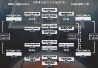 Summer-Cup 2019 плей-офф «Golden League»